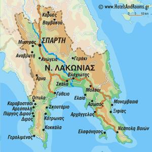 Ανατολική Μάνη