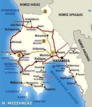 Νομός Μεσσηνίας