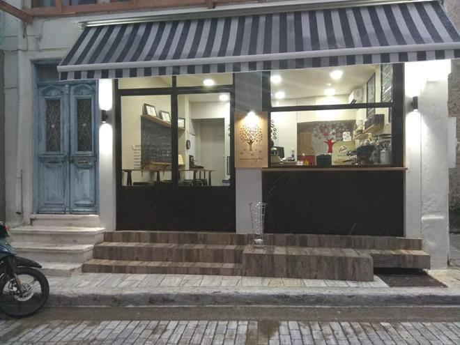 Coffee Juice Bar | Limenas Thassos Kavala | Kafeodentro Espresso Bar