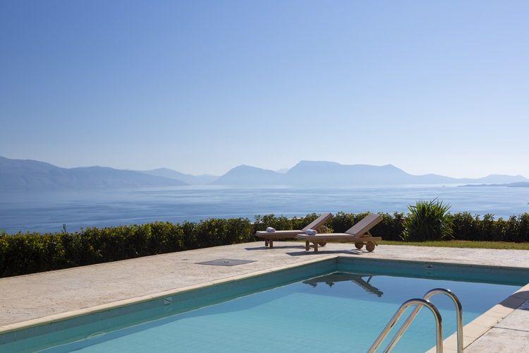 Villa for rent-vacation villa Lefkada | Villa Ventalia
