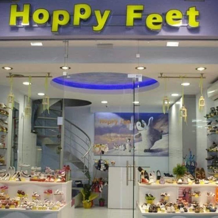 ΠΑΙΔΙΚΑ ΥΠΟΔΗΜΑΤΑ ΗΡΑΚΛΕΙΟ ΚΡΗΤΗ |  HOPPY FEET