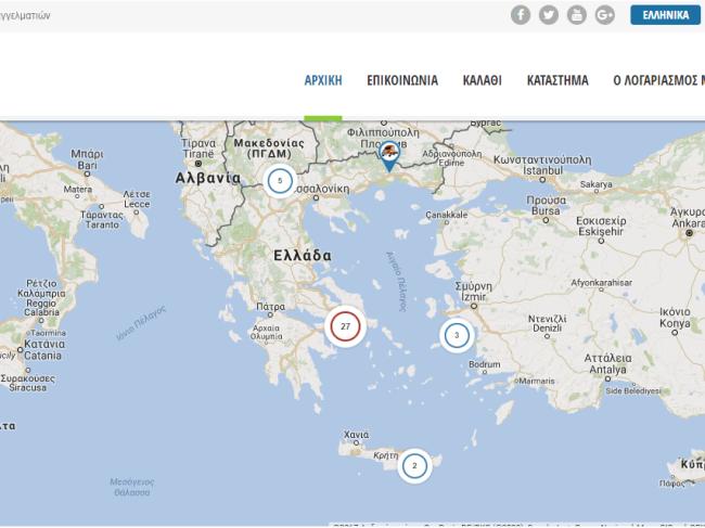 Διαφημιστική Καταχώρηση σε Ελληνικό Κατάλογο