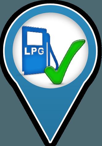 Πρατήρια Υγραερίου LPG
